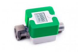 Счетчик газа Элехант СГБ-1,8, зеленый