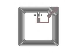 Самоклеющаяся HF RFID метка, 50х50 мм ICODE SLIX, ISO 15693