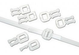 Пластиковая пряжка для полипропиленовой ленты (1000шт.)