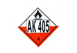 Знак опасности АК 405