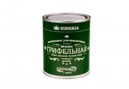 Грифельная краска Siberia 1 литр, зеленый, на 5 м