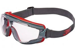 Защитные закрытые очки из поликарбоната с покрытием Scotchgard™ от запотевания и царапин, GG501-EU