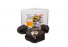 Мечта кладоискателя: поисковый магнит Forceberg F120 + веревка + сумка