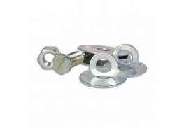 Шпиндель 900/6, 6 мм для кругов с посадочным 13 мм, толщиной до 19мм, 07947