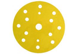 Круг абразивный 255P+, золотой, 15 отв, Р220, 150 мм, 3M™ Hookit™
