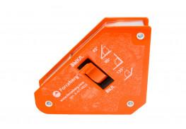 Магнитный уголок для сварки отключаемый для 3-х углов Forceberg, усилие до 13 кг