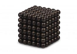 Forceberg Cube - куб из магнитных шариков 5 мм, черный, 216 элементов
