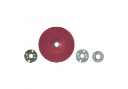 Оправка для фибровых кругов, 125 мм х 22 мм, плоская