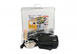 Мечта кладоискателя: поисковый магнит Forceberg F400 + веревка + сумка с экранированием